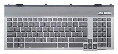 Replacement Keyboard for Asus Laptop - All Models Available - 1 Year Warranty (G55 G55V G55VW G57 G57V G57VW, Black) - Laptop King