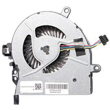 LaptopKing Replacement New CPU Cooling Fan for HP Probook 450-G3 450 G3 450G3 455 G3 470 G3 Laptop Compatible Part 837535-001 Fan - 1 Year Warranty - Laptop King