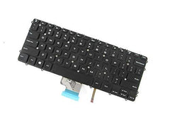 LaptopKing Replacement Keyboard for Dell Precision M3800 XPS 15 9530 15-9530 Series Laptop Compatible Part Number 0HYYWM 0WHYH8 Black US Layout - 1 Year Warranty - Laptop King