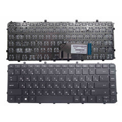 Envy 4-1000 Envy 6-1000 Envy 4-1100 Envy 4-1200 Sleekbook Ultrabook Keyboard - Laptop King