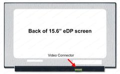 LaptopKing New Replacement LCD Screen for N156HCA-EBB 15.6-inch WideScreen 30 pin