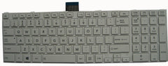 Toshiba SATELLITE C850 Keyboard white - Laptop King