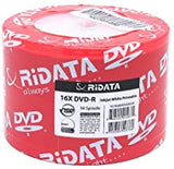 Ridata 50pack DVD-R 120Min / 4.7Gb, Sale - Laptop King