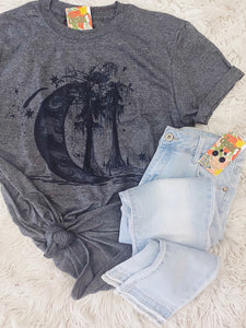 Mystic Swamp Tee - Dear Boutique