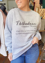Load image into Gallery viewer, Thibodaux Definition Sweatshirt - Dear Boutique