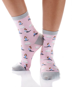 YO SOCKS WOMEN YOGA