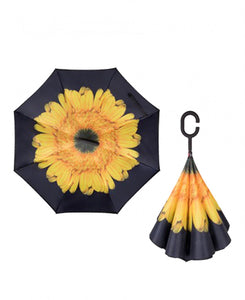UMBRELLA FLOWER YELLOW
