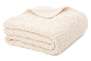 BRUNELLI THROW BULKY KNIT