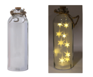 STAR JAR LIGHT UP BOTTLE