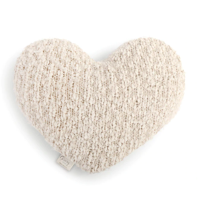 WARMING HEART PILLOW