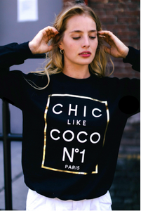 ALP SWEATSHIRT CHIC LIKE COCO