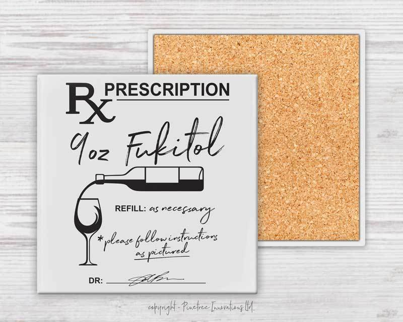 COASTER F*CKITOL PRESCRIPTION