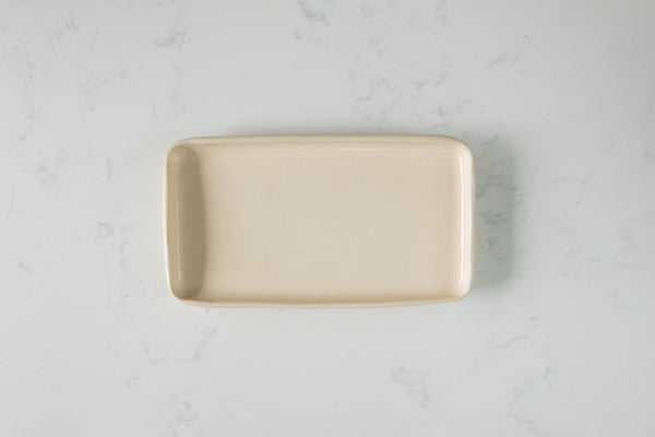 Handmade Ceramic Tray | Soap Dispenser Tray