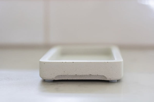 Handmade Concrete Tray | Soap Dispenser Tray