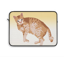 Load image into Gallery viewer, Customised Cat Laptop Bag