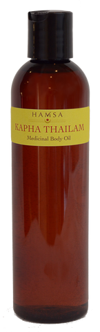 Stimulating Body Oil for Kapha 8oz