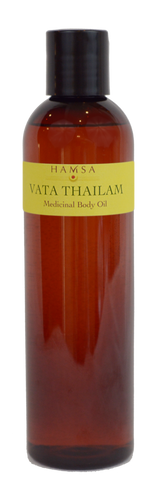 Nourishing Body Oil for Vata Dosha 8oz
