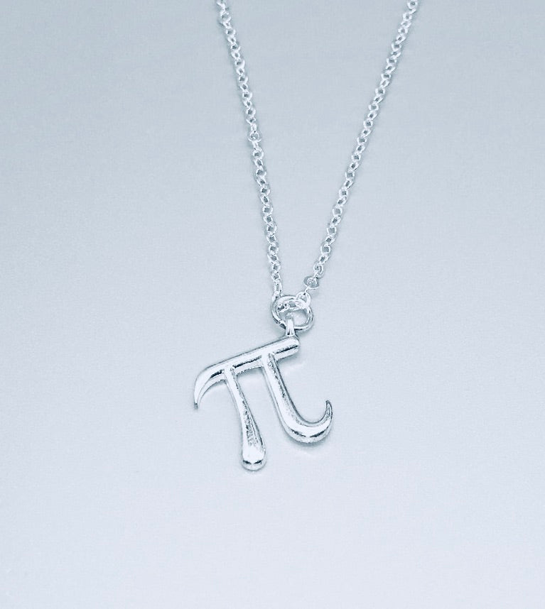 Pi Necklace