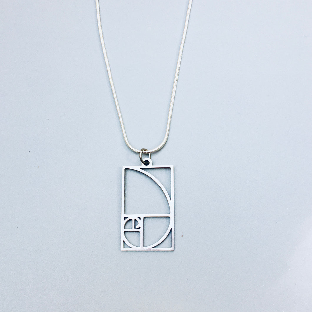 Golden Mean Necklace