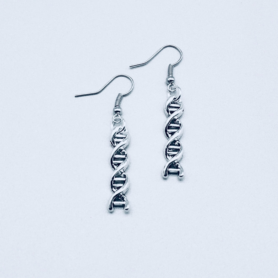 DNA Earrings - Small