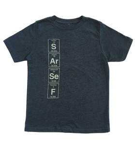 VERTICAL ELEMENTS - Kids - Charcoal Grey