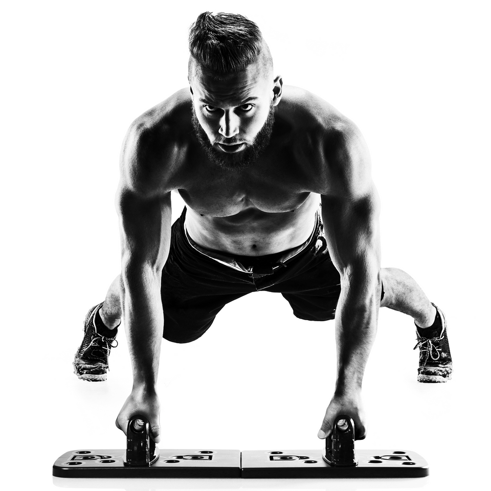 14 in 1 Fitness Push Up Board