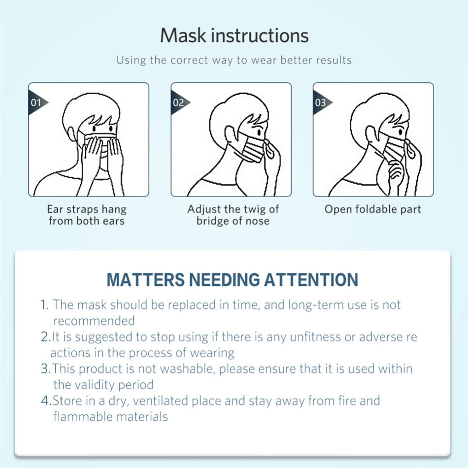Premium Disposable Surgical Masks