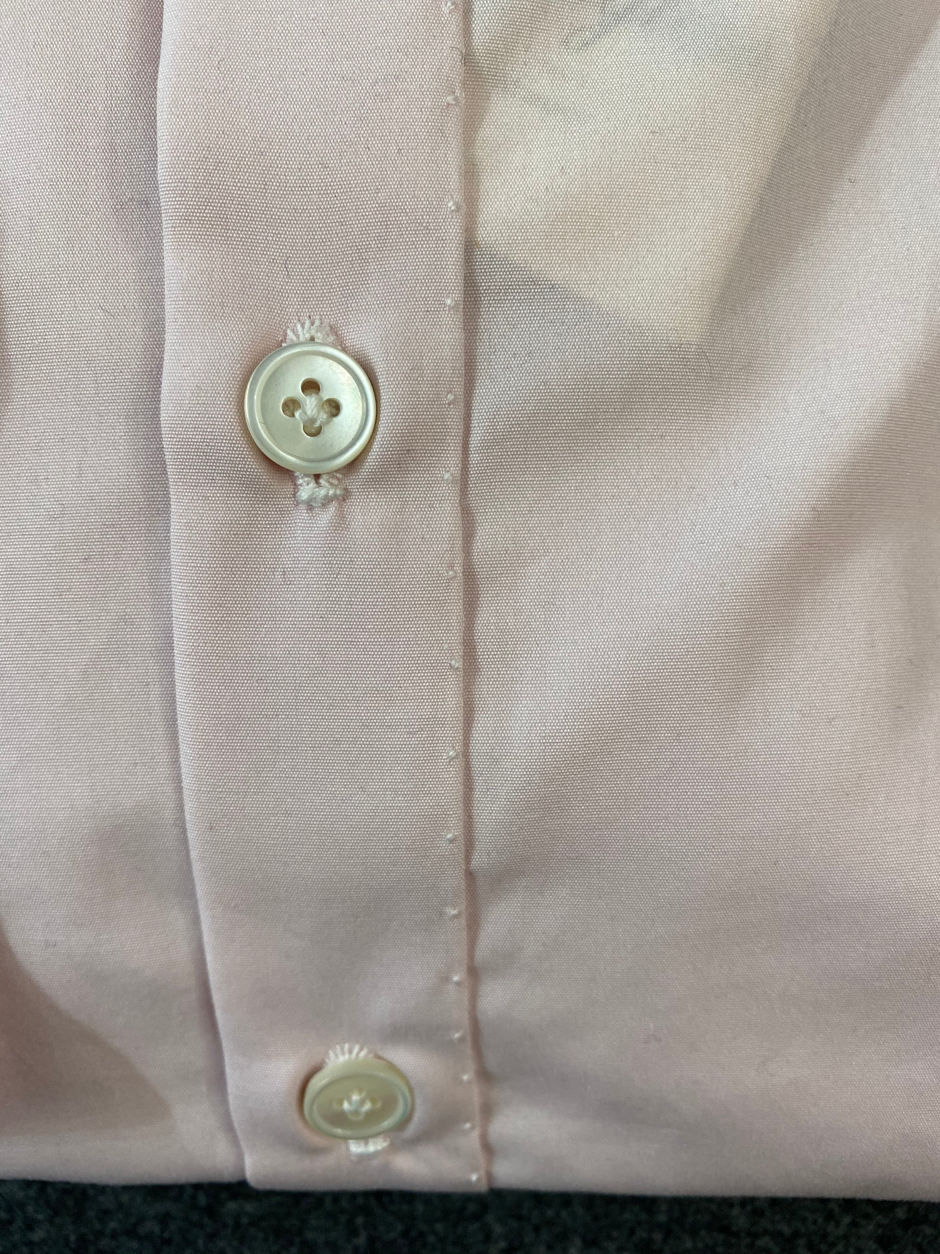 Polo-shirt d'atelier : rose