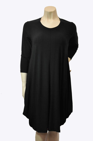 Fingal Dress- Black