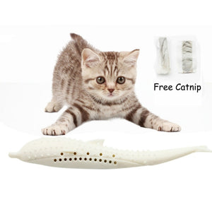 Cat Mint Biting Toy