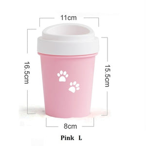 Cat & Dog Paw Washer