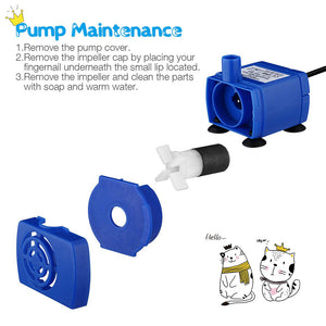 Automatic Pet Water Dispenser