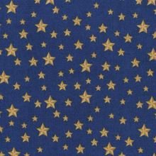 "Load image into Gallery viewer, Sewn Mask (""Starry Night"", Cloth Lining)"