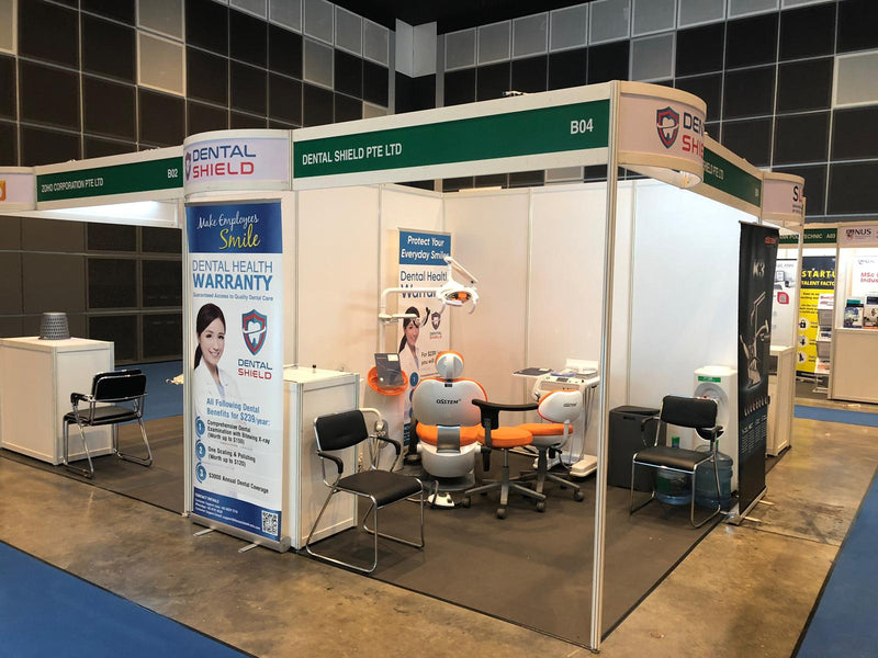 Dental Shield at SMEICC 2019