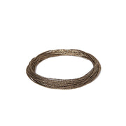Metallic Soft Twist Cord  - Bronze