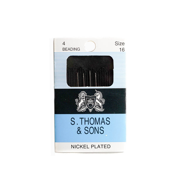 S. Thomas & Sons Beading Needles
