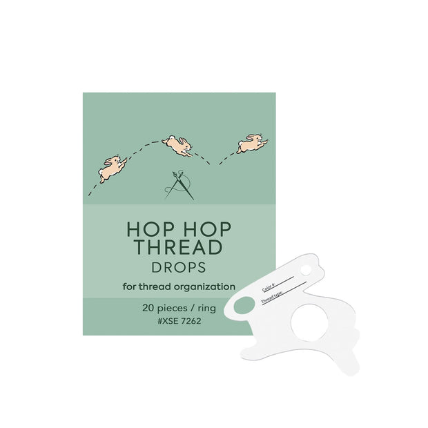 Hop Hop Thread Drops with Ring