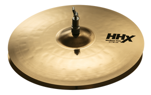 "SABIAN 15"" HHX Medium Hat Top Brilliant Finish Cymbal 11502XMB/1"