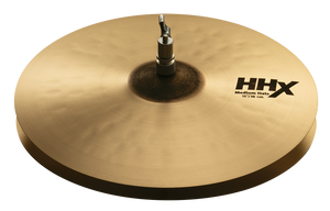 "SABIAN 15"" HHX Medium Hat Top ONLY Cymbal 11502XMN/1"