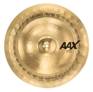 "SABIAN 16"" AAX Chinese Brilliant Finish Cymbal 21616XB"