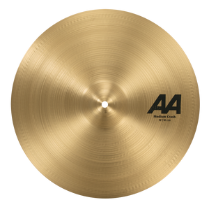 "SABIAN 16"" AA Medium Crash Cymbal 21608"