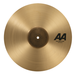 "SABIAN 16"" AA Raw Bell Crash Cymbal 2160772"