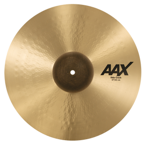 "SABIAN 17"" Thin Crash AAX Cymbal 21706XC"