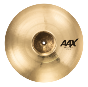 "SABIAN 17"" AAX X-Plosion Crash Brilliant Finish Cymbal 21787XB"