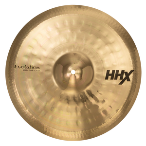 "SABIAN 17"" HHX Evolution Effeks Crash Brilliant Finish Cymbal 11711XEB"