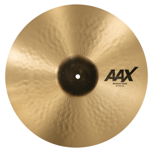 "SABIAN 18"" Medium Crash AAX Cymbal 21808XC"