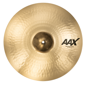 "SABIAN 19"" AAX Marching Single Brilliant Finish Cymbal 21922XC/1B"