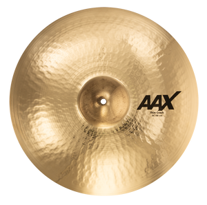 "SABIAN 19"" Thin Crash AAX Brilliant Finish Cymbal 21906XCB"