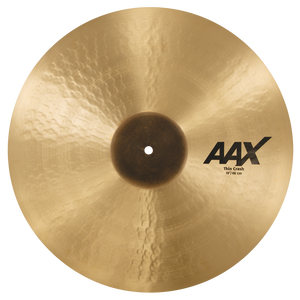 "SABIAN 19"" Thin Crash AAX Cymbal 21906XC"
