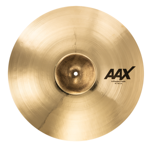 "SABIAN 19"" AAX X-Plosion Crash Brilliant Finish Cymbal 21987XB"
